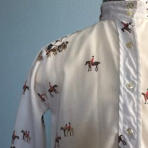 Vintage The RATCATCHER Classics White Button Down